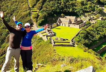 Choquequirao Trek Peru 4 days