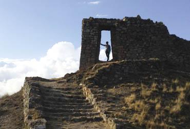 Inca Stone Quarry Trail Trek