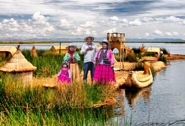 Lake Titicaca Tour From Cusco
