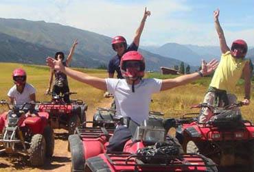 Quad Biking Bdventures cusco